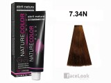 TINTE DE PELO ABRIL ET NATURE 7.34N NATURECOLOR PLEX 120 ML.