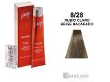 TINTE VITALITY'S ART ABSOLUTE 8/28 RUBIO CLARO BEIGE NACARADO 100 ML.