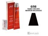 TINTE VITALITY'S ART ABSOLUTE 6/98 RUBIO OSCURO MARRON NACARADO 100 ML.